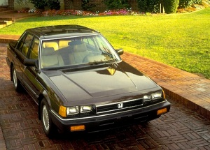 1985 Honda Accord SE-i Sedan